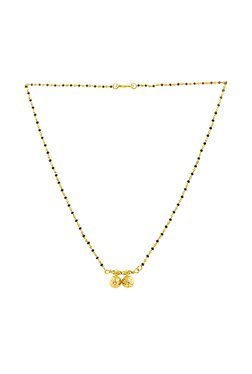 Gold Mangalsutras Buy Gold Mangalsutra Designs Online