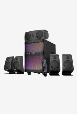 F&D F5060X 135 W 5.1 Channel Bluetooth Home Theatre System (Black)