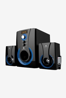 Zebronics SW2490RUCF 27 W 2.1 Channel Multimedia Home Theatre System (Black)