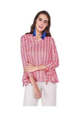 fe01a85f39 Buy Global Desi Tops   Tunics - Upto 70% Off Online - TATA CLiQ
