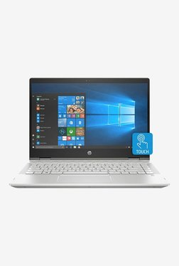 HP Pavilion 14-cd0087TU (8th Gen I5/8GB/1TB/35.56cm(14)/INT/W10+MS Office/INT) Mineral Silver