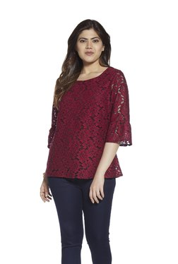 1fccd3bc Gia Clothing By Westside | Buy Gia Tops Online At In India At Tata CLiQ