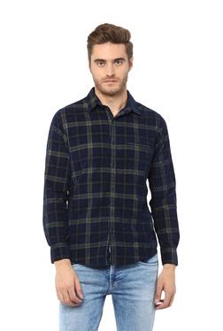 36cc09a776b Buy Mufti Shirts - Upto 70% Off Online - TATA CLiQ