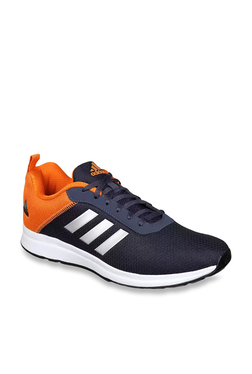 81c178d1ac9 Adidas Adispree 3 Navy   Orange Running Shoes