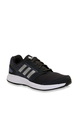 24083d114627d6 Adidas Adi Pacer 4 Navy   Silver Running Shoes