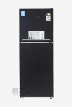 59c9a2f6bd3 Voltas Beko RFF253B 230 L Inverter 3 Star Frost Free Double Door  Refrigerator (Wooden Black) 21581