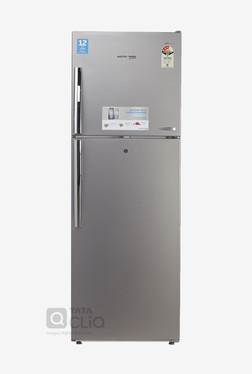 6ea1327248b Voltas Beko RFF383IF 360 L Inv 3 Star Frost Free Double Door Refrigerator  with StoreFresh+ (Silver) 42281