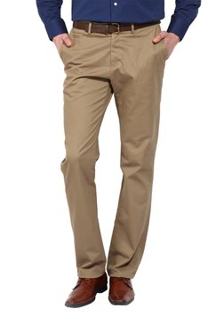 92b37700 Trousers For Men | Buy Chinos For Men Online In India At Tata CLiQ