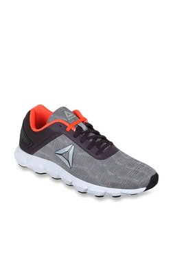 Reebok Hex Runner LP Smoky Volcano & Grey Running Shoes