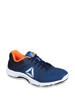 3863110d9347f8 Reebok Paradise Runner LP Awesome Blue   Navy Running Shoes