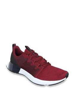 Reebok Fusium Run Rustic Wine Running Shoes e976058ac