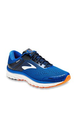 Brooks Adrenaline GTS 18 Blue Running Shoes