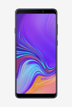 Samsung Galaxy A9 128 GB (Caviar Black) 6 GB RAM, Dual SIM 4G