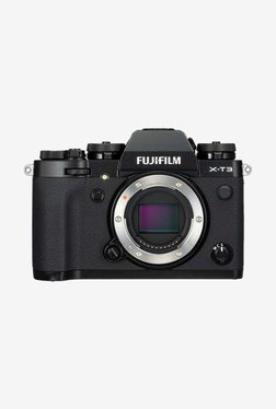 Fujifilm XT3 DSLR Camera Body Only + Camera Bag (Black)