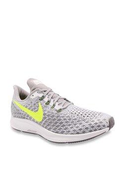Nike Air Zoom Pegasus 35 Grey Running Shoes