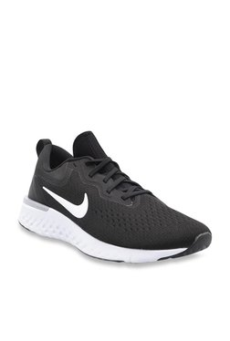 3c4326e4667ed7 Nike Odyssey React Black Running Shoes