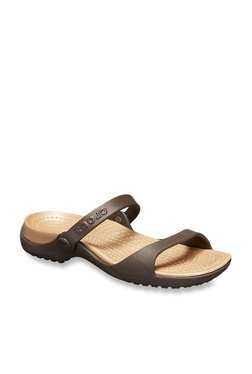 f73a7fbc36c45 J Collection Brown Sandals for girls in India - Buy at Lowest price ...