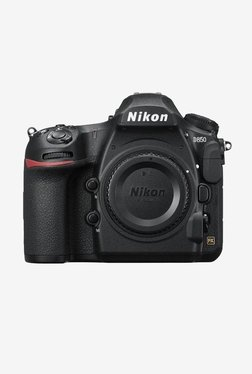 Nikon D850 DSLR Camera Body Only 64GB Card + Camera Bag (Black)