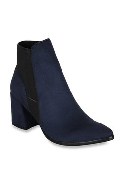 Bruno Manetti Navy Casual Booties - Mp000000003964320