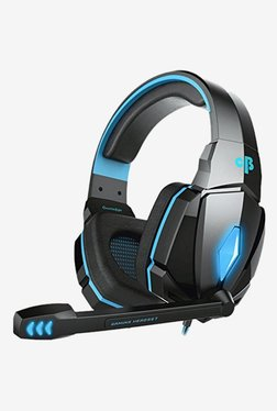 Cosmic Byte G4000 Over The Ear Headphone With Mic (Blue/Black)