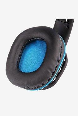 Cosmic Byte Aura B3506 V2 Over The Ear Bluetooth Headphone With Mic (Blue/Black)