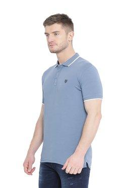 535e71345401 Buy Mufti T-shirts   Polos - Upto 70% Off Online - TATA CLiQ