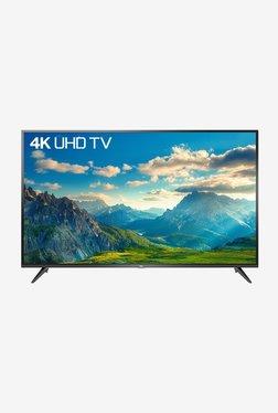 TCL 50 Inch LED Ultra HD (4K) TV (50P65)