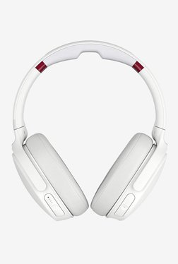ebb1d5ae97a Skullcandy Venue S6HCW-L568 Over The Ear Bluetooth Headphones with Mic  (ViceGrayCrimson)