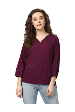 b8110be094c Harpa Wine Regular Fit Top