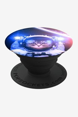 PopSockets Catstronaut Grip and Stand for Smartphones and Tablets (Multicolor)