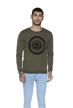 51c2287c57 Buy Nuon Men Sweatshirts - Upto 50% Off Online - TATA CLiQ