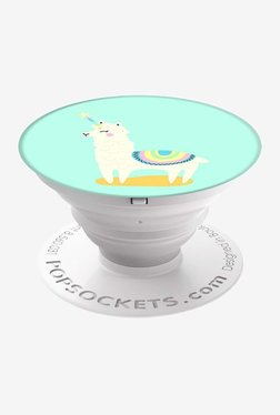 PopSockets Llamacorn Grip and Stand for Smartphones and Tablets (Multicolor)