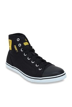 c9ad584b111 Puma Streetballer Mid IDP Black Ankle High Sneakers