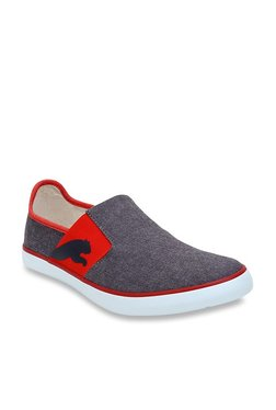 bdedda1a7 Puma Winglet Ii Dp Grey Slippers for Men online in India at Best ...