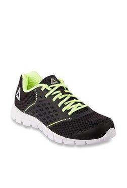 1b6d68ab92e1e3 Reebok Black Running Shoes