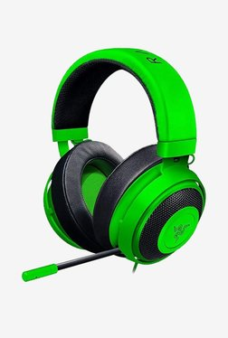 Razer Kraken Pro V2 Analog Over The Ear Gaming Headset With Mic (Green)