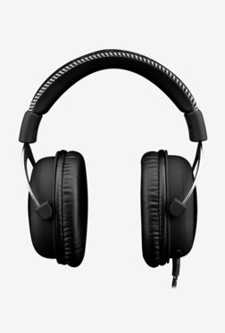 HyperX HX-HSCL-SR/NA Cloud Over The Ear Gaming Headset With Mic (Black/Grey)