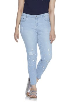 9dd5449bfc8 Jeans For Girls   Buy Ladies Jeans Online At Best Price In India At ...