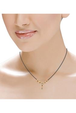 Gold Mangalsutras   Buy Gold Mangalsutra Designs Online - TATA CLiQ