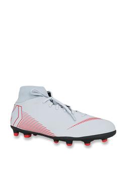 new product 26825 157b6 Nike Superfly 6 Club FG MG Wolf Grey Football Shoes
