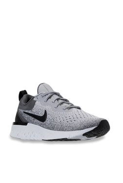 4913a111f0cfe9 Nike Odyssey React Grey Running Shoes for women - Get stylish shoes ...