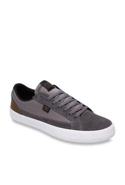 13d0ee76b0c DC Lynnfield Grey Sneakers