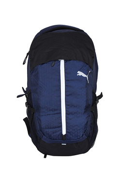 e3658a12ddcf Puma Apex Blue   Black Solid Laptop Backpack