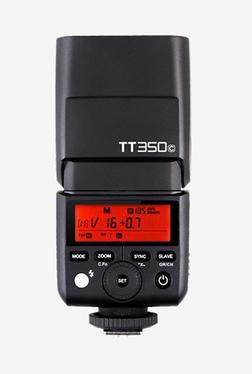 Godox TT350C Mini Thinklite TTL Flash for Canon Cameras (Black)