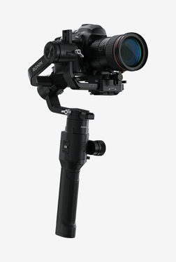 DJI RONIN-S 3-Axis Motorized Gimbal Stabilizer (Black)