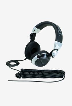 Panasonic RP-DJ1210E-S Over The Ear Headphones (Black)