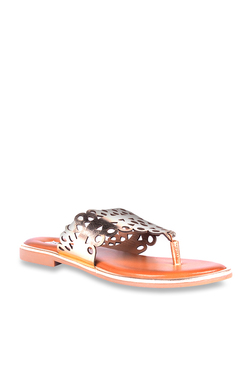1bb61cc6e76 Steve Madden Earny Golden Sandals for women - Get stylish shoes for ...