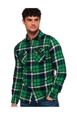 5db31f279df1 Buy Superdry Shirts - Upto 70% Off Online - TATA CLiQ