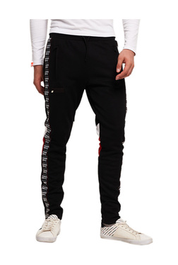 2561b4d0f Superdry Black Regular Fit Joggers