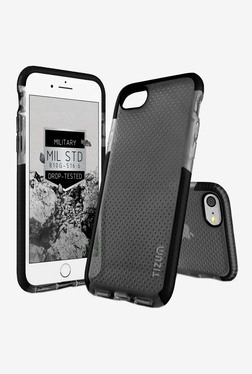 Tizum IntelliMesh Back Cover with Advanced Impact Protection for iphone 7 (Black)